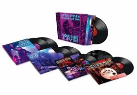 Little Steven Releases Vinyl Box Set and Blu-ray DVD