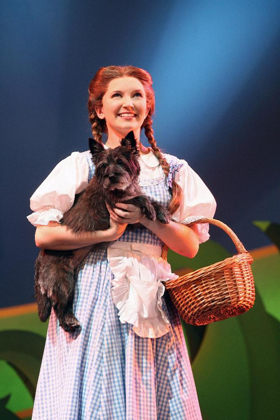THE WIZARD OF OZ Travels Over the Rainbow to Wilmington