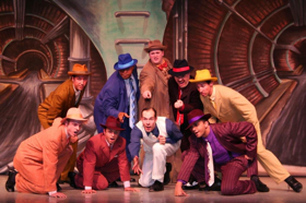 GUYS AND DOLLS At Broadway Palm Is Entertainment You Can Bet On