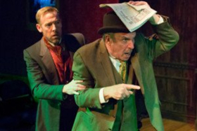 Follow The Clues To Walnut Street Theatre's BASKERVILLE - A SHERLOCK HOLMES MYSTERY At The McCallum