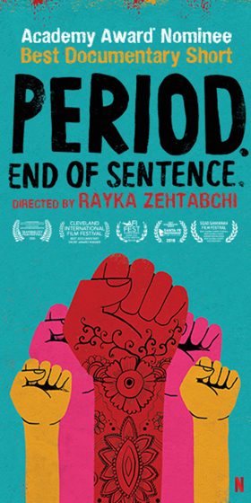 PERIOD. END OF SENTENCE. to Launch on Netflix