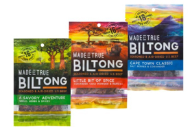 MADE BY TRUE Biltong Products are Delicious and Satisfying