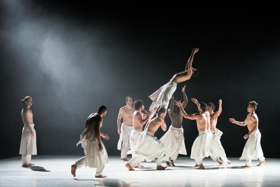 BWW Dance Review: Hervé Koubi's WHAT THE DAY OWES TO THE NIGHT, Joyce Theater, February 3, 2018