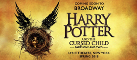 HARRY POTTER AND THE CURSED CHILD to Offer 1,200 Tickets for Just $20 to First Two Previews on Broadway!