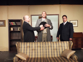 BWW Review: JEEVES INTERVENES at Oyster Mill