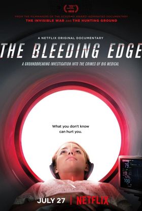 VIDEO: Netflix Shares Official Trailer For THE BLEEDING EDGE