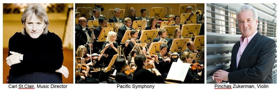 Pacific Symphony Announces First-Ever Tour to China