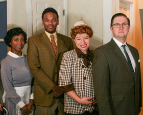 CLYBOURNE PARK Approaches Opening at St. Dunstan's Theatre