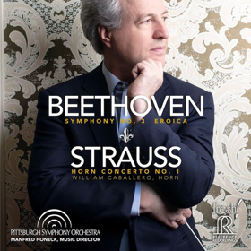 New Release from Manfred Honeck and the Pittsburgh Symphony Orchestra