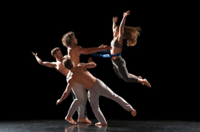 Barely Methodical Troupe Presents SHIFT at The Point