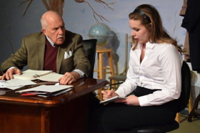 BWW Review: Theatre Artists Studio Presents Joanna Glass's TRYING ~ A Tender Portrait of Two Souls At Their Crossroads