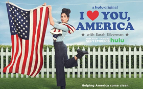 I LOVE YOU, AMERICA, HARROW, and More are Available on Hulu in September