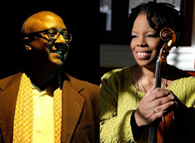 Regina Carter, Xavier Davis to Share the Love with Valentine's Day Concert at OU