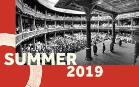 Shakespeare's Globe Announces Summer Season 2019