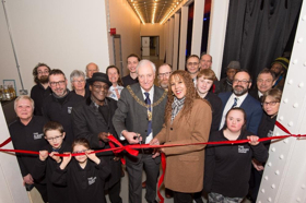 The Albany Theatre Opens a New Studio Space