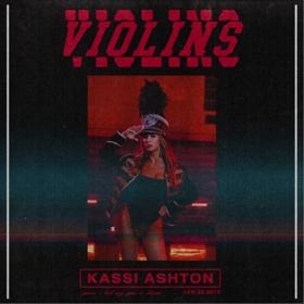 Kassi Ashton Releases New Song, 'Violins'