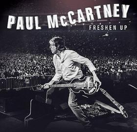 Paul McCartney's FRESHEN UP Tour Stops in Greenville, SC