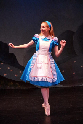 BWW Review: Curious and Curiouser: Colorful ALICE IN WONDERLAND at Maine State Ballet