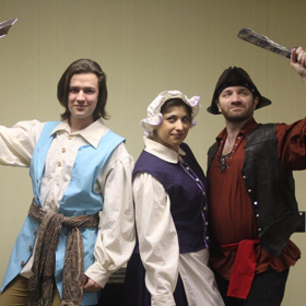BWW Review: PIRATES OF PENZANCE at the Sketch Club Players