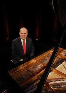 Harris Center Pianist Richard Glazier Debuts New CD