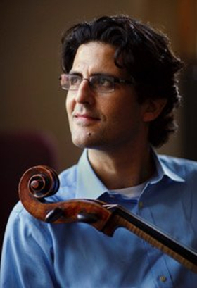 The White Theatre at The J presents Grammy-nominated Cellist Amit Peled