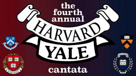 The Fourth Annual Harvard-Yale Cantata Comes to Feinstein's/54 Below On Sept 13