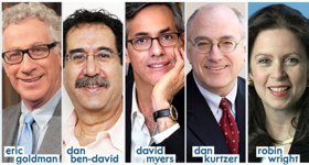 NJPAC Presents Jewish Heritage, Israel and the Middle East: Four Unique Programs on Jewish Culture, Politics, and History
