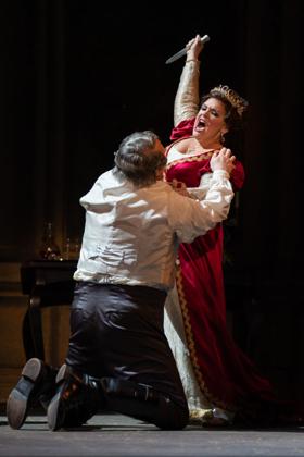 BWW Review: Washington National Opera's Splendid TOSCA