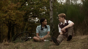 Amma Asante's WHERE HANDS TOUCH, Starring Amandla Stenberg & George MacKay, In Theaters Today