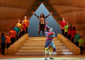 BWW Review: Go Go Go See JOSEPH AND THE AMAZING TECHNICOLOR DREAMCOAT at Theatre Aquarius