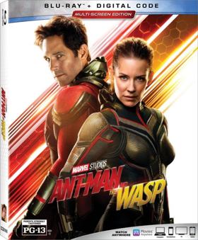 ANT-MAN AND THE WASP Comes to Digital and DVD/Blu-Ray This October