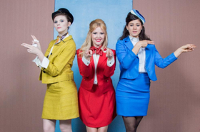 BWW Review: Five-Door French Farce BOEING BOEING is Fabulously Fantastic at the Morgan-Wixson