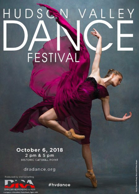 Sixth Annual Hudson Valley Dance Festival Raises Record-Breaking $158,030 for Dancers Responding to AIDS