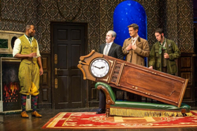 THE PLAY THAT GOES WRONG Goes Right and Recoups