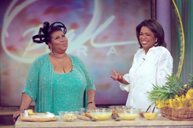 OWN Honors Aretha Franklin with Re-Airing of Her THE OPRAH WINFREY SHOW Interview