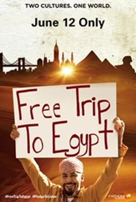 Fathom Events and Kindness Films Present FREE TRIP TO EGYPT