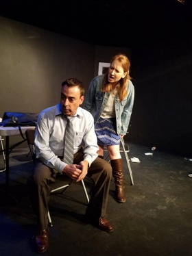BWW Review: BLACKBIRD at Sargent Theatre at the American Theatre for Actors is Timely and Important Storytelling