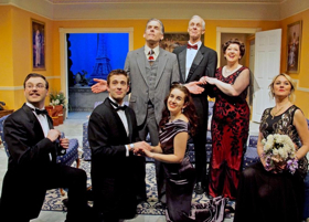 BWW Review: A COMEDY OF TENORS Serves Up Stylish Farce at the Good Theater