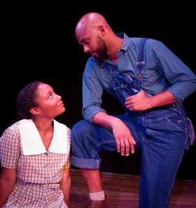 BWW Review: MONROE A Work of Great Heart With An Important Message