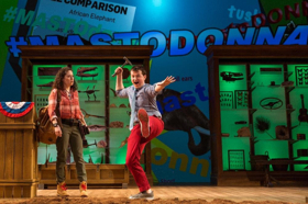 BWW Review: DIGGING UP DESSA at Kennedy Center
