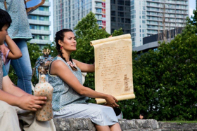 TALKING TREATIES SPECTACLE Returns To Fort York