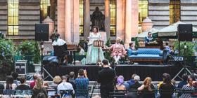 New York City Opera Presents LA BOHEME at Bryant Park on May 20