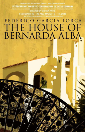 Point Park University's Pittsburgh Playhouse Presents A Quest For Love In THE HOUSE OF BERNARDA ALBA