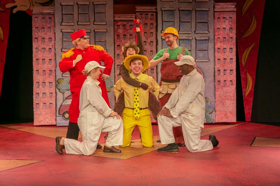 BWW Interview:  Meet the Cast of CURIOUS GEORGE at The Growing Stage in Netcong