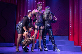 BWW Reviews: HORROR SHOW Offers Both tricks and Treats for SNS audiences