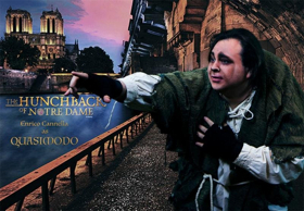 Jefferson Performing Arts Society Presents THE HUNCHBACK OF NOTRE DAME