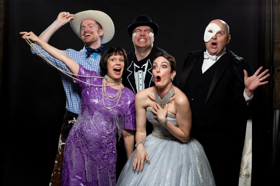 BWW Review: THE MUSICAL OF MUSICALS (THE MUSICAL!)  Hilariously Skewers Sondheim, Lloyd Webber, Herman, Rodgers & Hammerstein, and Kander & Ebb at freeFall Theatre