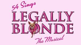 Alex Newell, Dan DeLuca, Bobby Conte Thornton, and More Cast in 54 SINGS LEGALLY BLONDE