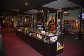 TV & Film Fans and Famous Gather For 3 Iconic Exhibits At The World Famous Hollywood Museum