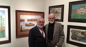 Swift Creek Mill Theatre Hosts Paul Penrod Memorial Art Show